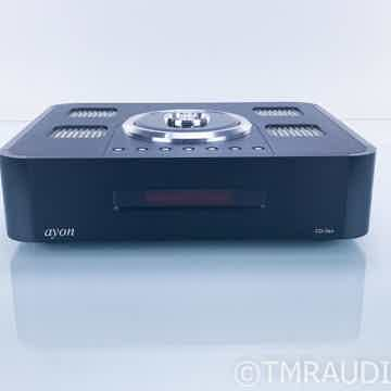 Ayon CD-3sx Tube CD Player