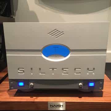 Siltech Signature SEPA power amps