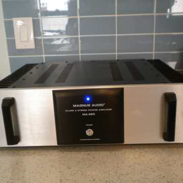 MA-260 Stereo Power Amp,