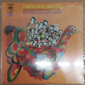 Various Artists / ¡Something Festive!  / A&M CHRISTMAS ...