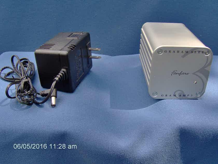 Graham Slee Gram Amp 3