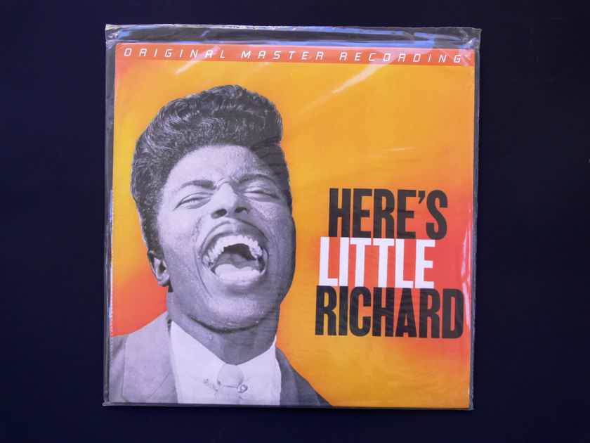 MFSL  LP  LITTLE RICHARD   -  ** SEALED **  Only 2500 Made