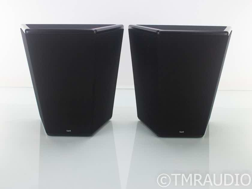Snell SR30mp On-Wall / Surround Speakers; Black Pair (18664)
