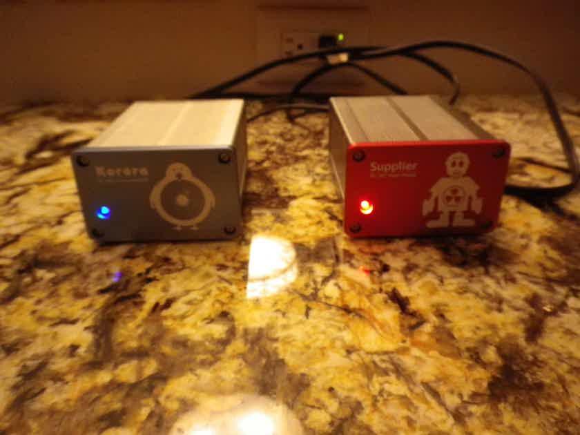 Firestone Audio Korora  Phono preamp MM / MC Line & Battery power