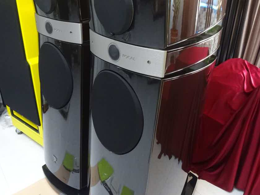 Focal Scala V2 - Reduced - Perfect Shape - OWN IT!