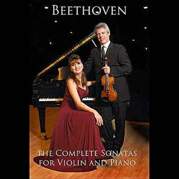 Gary Levinson and Baya Kakouberi The Complete Piano and Violin Sonatas by Beethoven