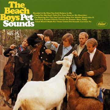 Beach Boys Pet Sounds - Mono