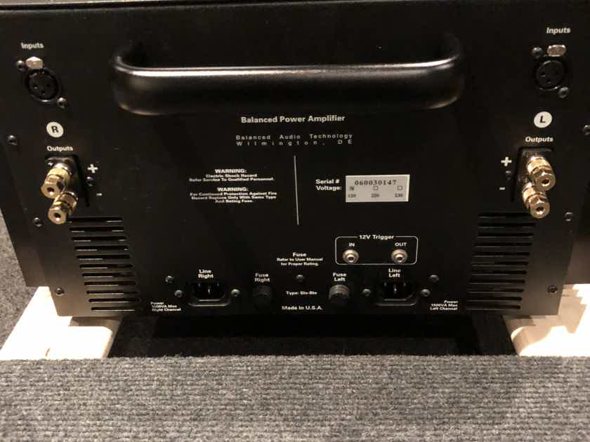 Balanced Audio Technology VK-600 se Excellent and fully functional