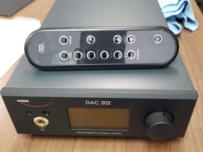 Weiss DAC 202 USB