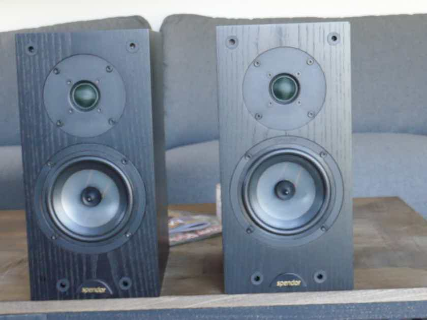 Spendor S-3e Beautiful Monitors
