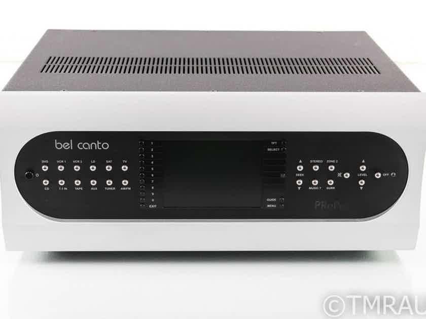 Bel Canto PRePro 7.1 Channel Home Theater Processor (28734)