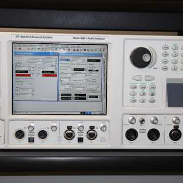 Stanford Research Systems SR1+ Audio Analyzer