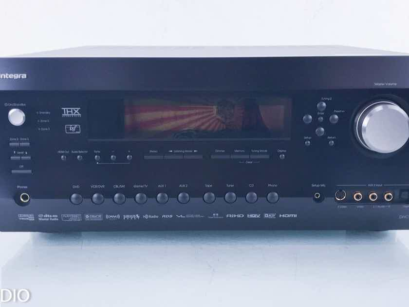 Integra DHC-9.9 7.1-Channel Home Theater Processor Preamplifier; DHC9.9 (14064)