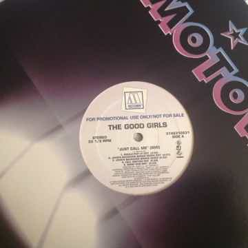 The Good Girls Just Call Me Motown Records Promo 12 Inc...