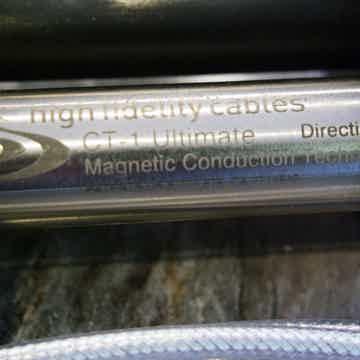 High Fidelity CT-1 Ultimate AES/EBU Digital Cable (XLR) 2.0 meter