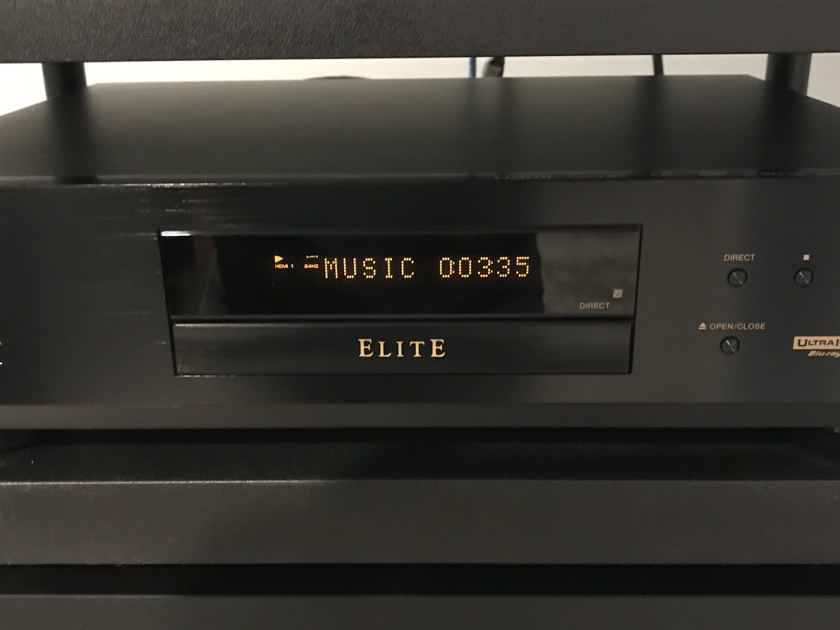 Pioneer UDP-LX500 Universal Ultra Blu-ray Disc Player
