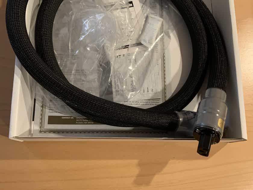 Shunyata Research Zitron Alpha HC Power Cable