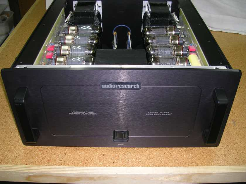 AUDIO RESEARCH  VT-100 Tubes amp SOLD SOLD SOLD SOLD