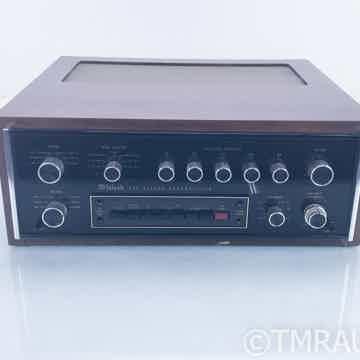 McIntosh C32 Vintage Stereo Preamplifier w/ Walnut Cabi...
