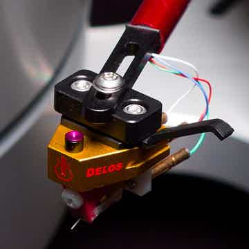 Synergistic Research PHT - Phono Transducer - Green Dre...