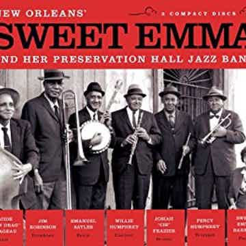 Sweet Emma and Her Preservation Jazz Band New Orleans