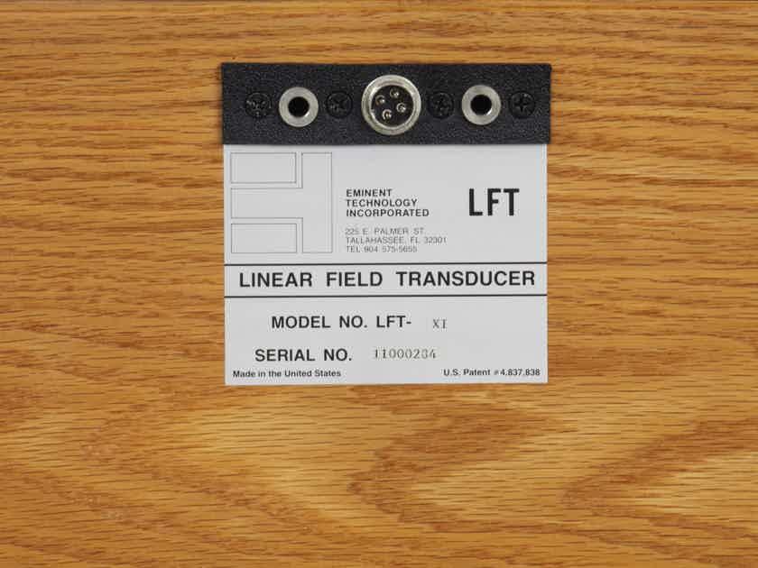 Eminent Technology LFT-11 Desktop/Bookshelf speakers