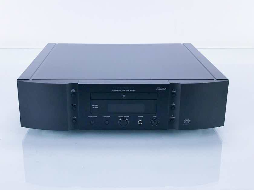 Marantz SA-15S2 Limited Edition SACD / CD Player; SA15S2BLE; Remote (17198)