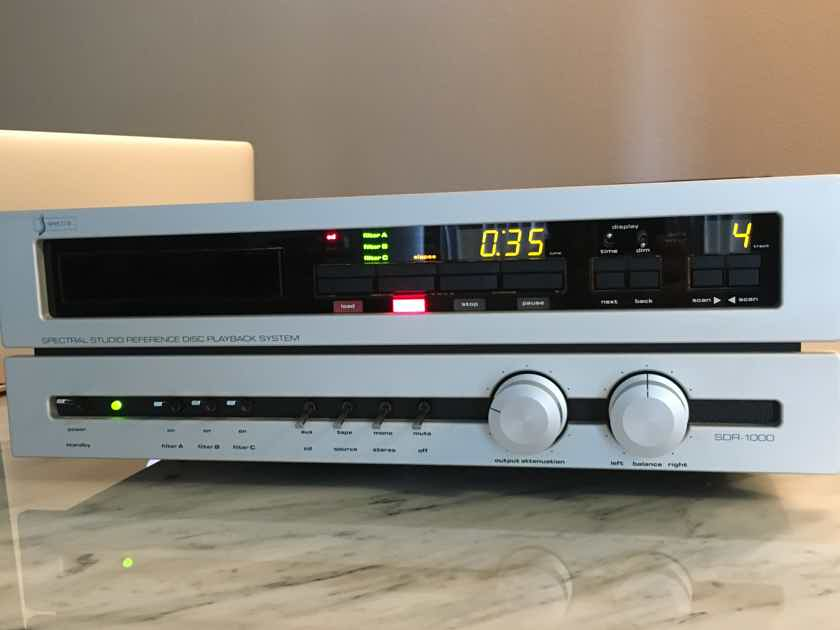 Spectral SDR-1000 mkII