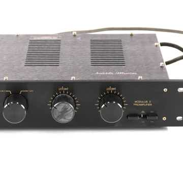 Modulus 3 Stereo Tube Preamplifier