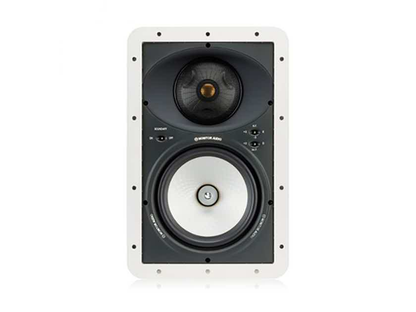 Monitor Audio WT380-IDC In-Wall Speaker: New-in-Box; Full Warranty; 50% Off; Free Shipping