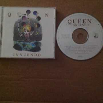 Queen - Innuendo Hollywood Records Compact Disc