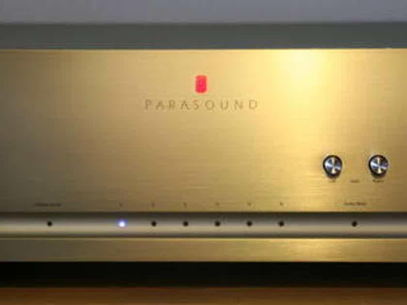 Reference Parasound Halo JC-2 Preamp