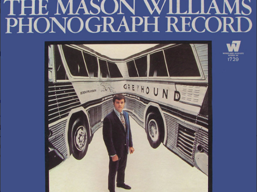 Mason Williams The Mason Williams Phonograph Record - 1968 - Sealed