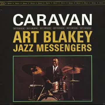 Art Blakey and the Jazz Messengers Caravan