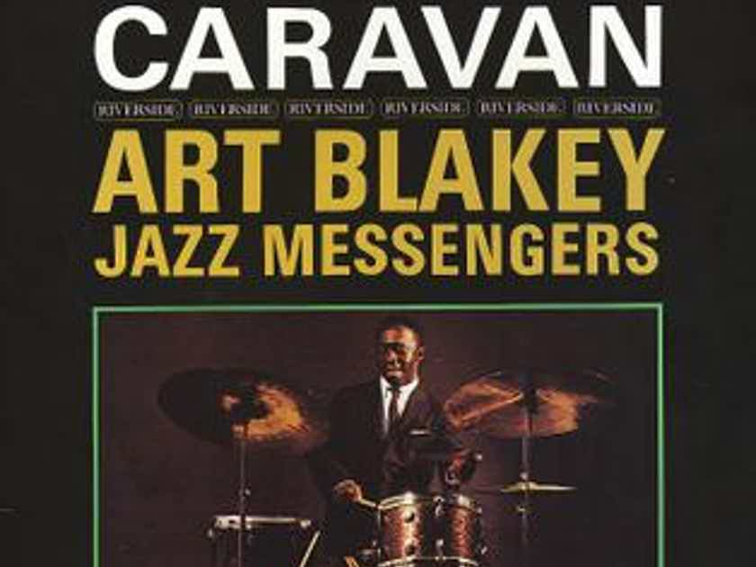 Art Blakey and the Jazz Messengers - Caravan Riverside Stereo