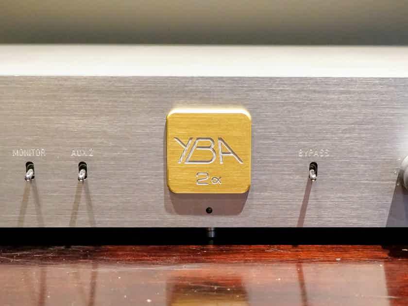 YBA 2 Stereo Preamplifier