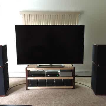 CYRUS AUDIO Complete Signature Reference System