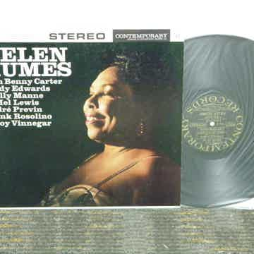 Helen Humes w/Benny Carter - +Teddy Edwards+Shelly Mann...