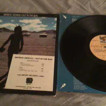 Patrick Moraz Promo LP Yes Keyboard Player  Out In The Sun