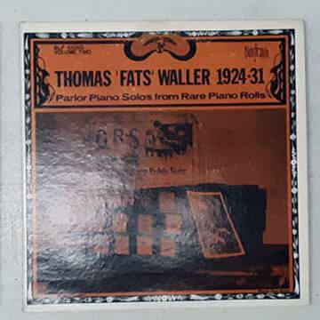 Thomas Fats Waller - Set of 3 Vinyl LPs with a booklet