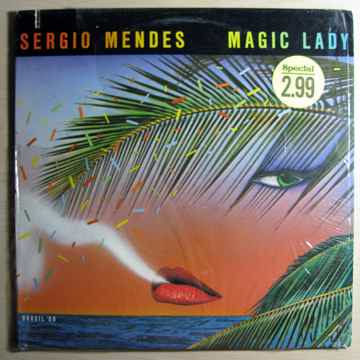 Sergio Mendes & Brasil '88 - Magic Lady 1979 NM- Vinyl ...