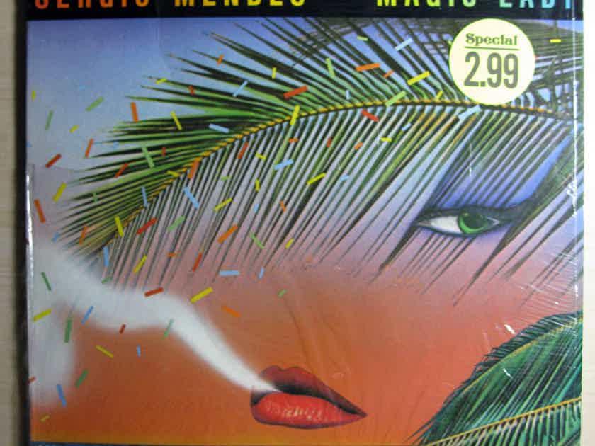 Sergio Mendes & Brasil '88 - Magic Lady 1979 NM- Vinyl LP Elektra Records 6E-214