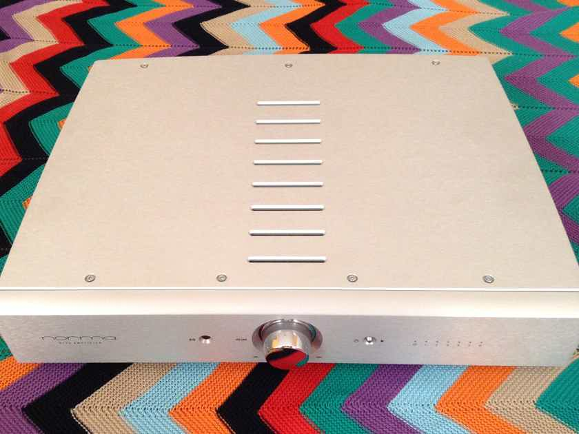 Norma Audio Revo IPA-70B with Phono