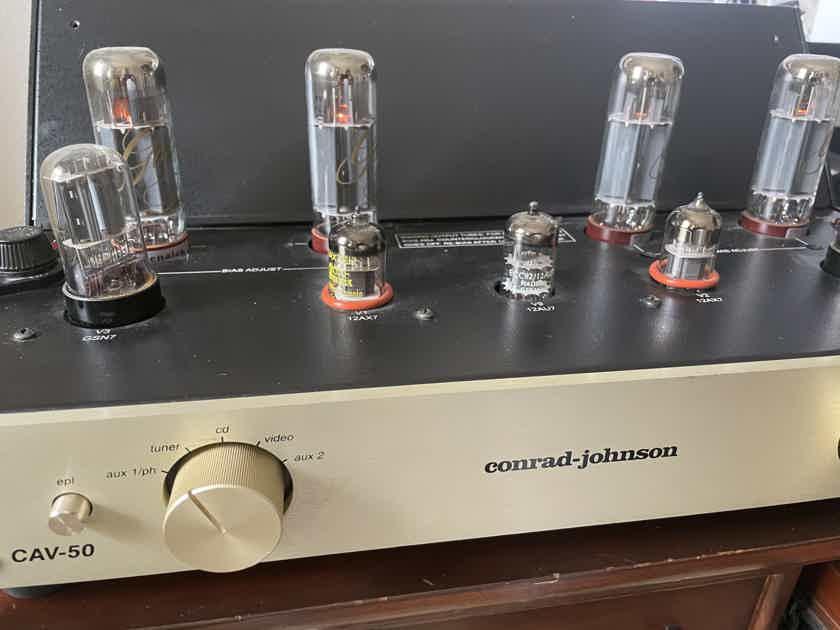 Conrad Johnson CAV-50