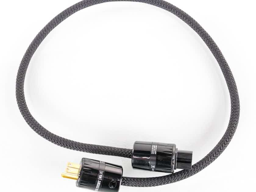 Zu Audio Event Mk II Power Cable; 3ft AC Cord (19410)