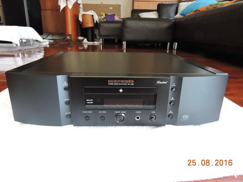 Marantz  SA-15S2 Limited Edition SACD/CD player DAC