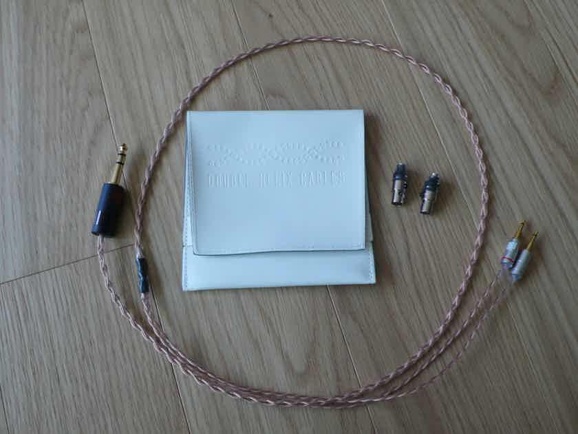 Double Helix Cables Molecule SE 4ft premium litz headphone cable