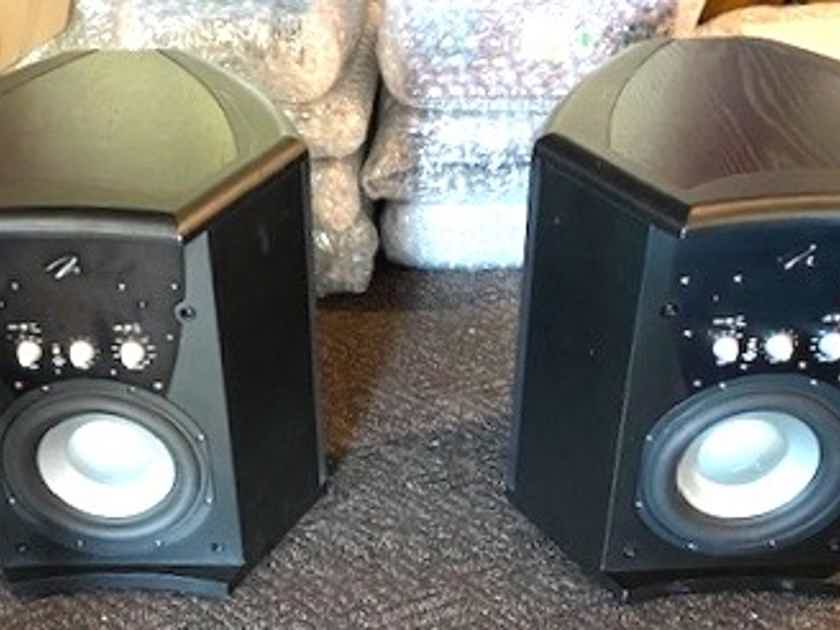 Martin Logan Descent first version Active subs pair: