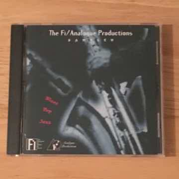 RARE! LONG OOP!  Fi Magazine / Analogue Productions Aud...