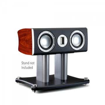 Monitor Audio PLC150 Center Channel Speaker (Rosewood L...